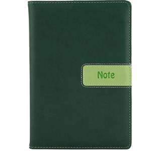 Note RIGA A5 Lined - green